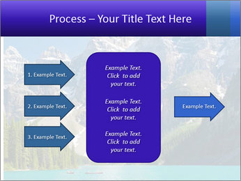 Mountain view PowerPoint Template - Slide 85