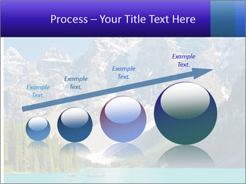 Mountain view PowerPoint Template - Slide 87