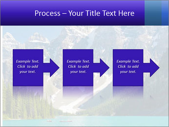 Mountain view PowerPoint Template - Slide 88