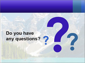 Mountain view PowerPoint Template - Slide 96