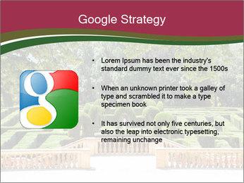 Labyrinth PowerPoint Template - Slide 10