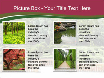 Labyrinth PowerPoint Template - Slide 14