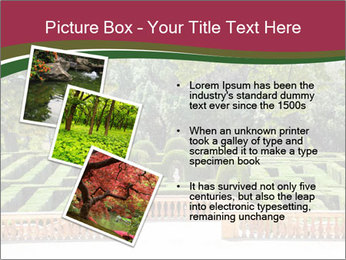 Labyrinth PowerPoint Template - Slide 17