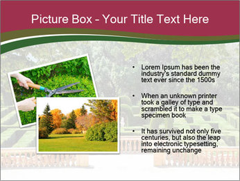 Labyrinth PowerPoint Template - Slide 20