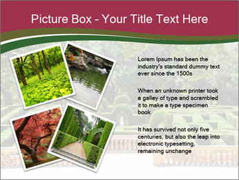 Labyrinth PowerPoint Template - Slide 23