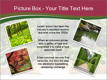 Labyrinth PowerPoint Template - Slide 24