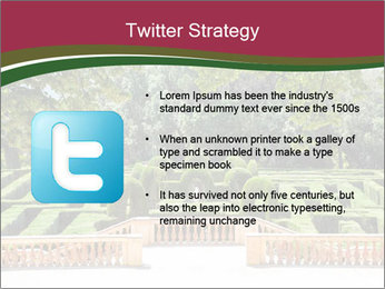 Labyrinth PowerPoint Template - Slide 9