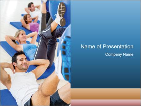 Aerobics PowerPoint Templates