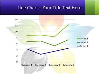 Fire flower PowerPoint Template - Slide 54
