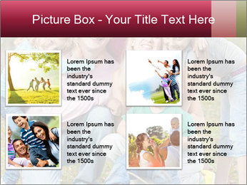 A family PowerPoint Templates - Slide 14