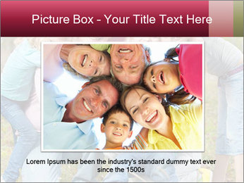 A family PowerPoint Templates - Slide 15