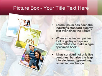 A family PowerPoint Template - Slide 17