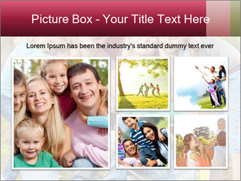 A family PowerPoint Template - Slide 19