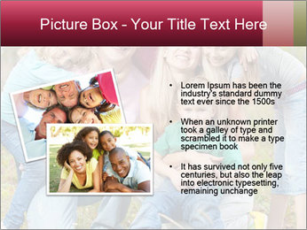 A family PowerPoint Template - Slide 20