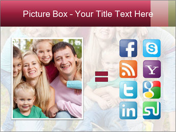 A family PowerPoint Template - Slide 21