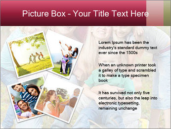 A family PowerPoint Template - Slide 23