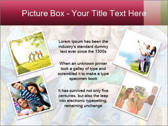 A family PowerPoint Template - Slide 24