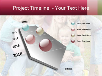 A family PowerPoint Template - Slide 26