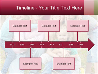 A family PowerPoint Template - Slide 28