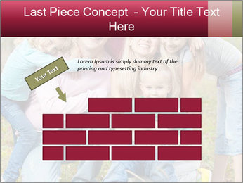 A family PowerPoint Template - Slide 46