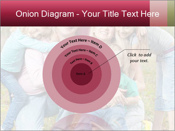 A family PowerPoint Template - Slide 61