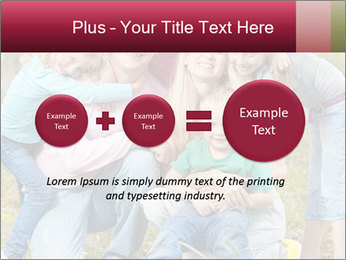 A family PowerPoint Templates - Slide 75