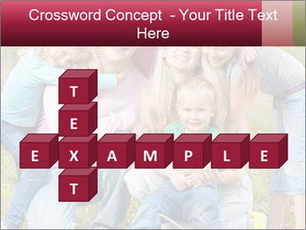 A family PowerPoint Template - Slide 82