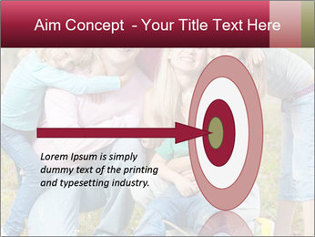 A family PowerPoint Templates - Slide 83