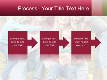 A family PowerPoint Templates - Slide 88