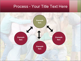 A family PowerPoint Template - Slide 91