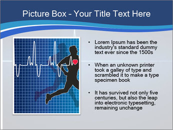 Pulse effect PowerPoint Template - Slide 13
