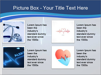 Pulse effect PowerPoint Template - Slide 14
