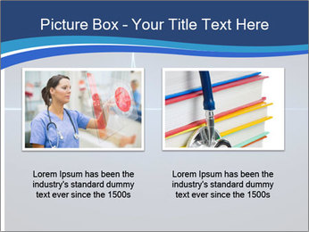Pulse effect PowerPoint Template - Slide 18