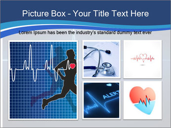 Pulse effect PowerPoint Template - Slide 19