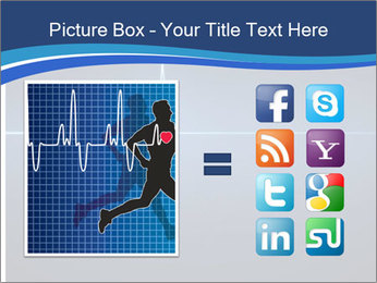 Pulse effect PowerPoint Template - Slide 21