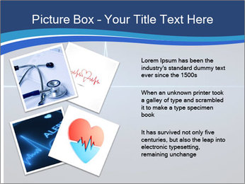 Pulse effect PowerPoint Template - Slide 23