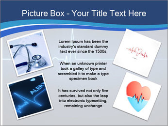Pulse effect PowerPoint Template - Slide 24