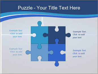 Pulse effect PowerPoint Template - Slide 43