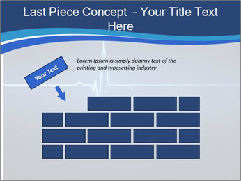 Pulse effect PowerPoint Template - Slide 46