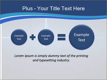 Pulse effect PowerPoint Template - Slide 75