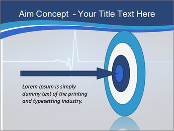 Pulse effect PowerPoint Template - Slide 83