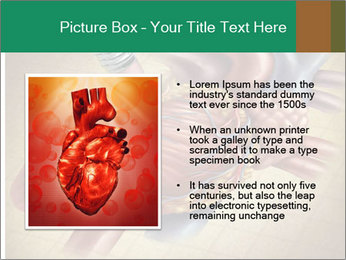 Drawing organs PowerPoint Template - Slide 13