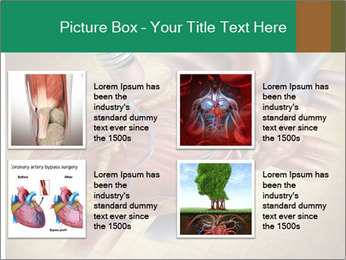 Drawing organs PowerPoint Template - Slide 14