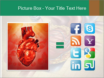 Drawing organs PowerPoint Template - Slide 21