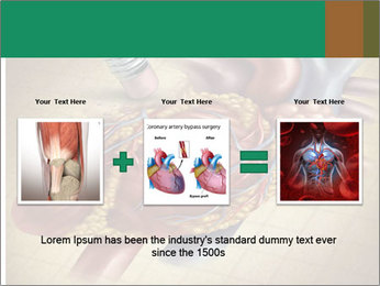 Drawing organs PowerPoint Template - Slide 22