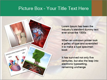 Drawing organs PowerPoint Template - Slide 23