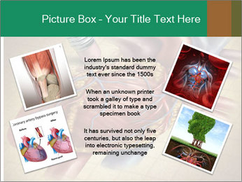 Drawing organs PowerPoint Template - Slide 24