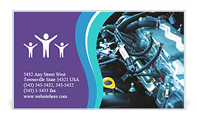 0000088774 Business Card Template