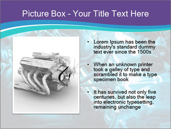 Car engine PowerPoint Templates - Slide 13