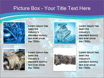 Car engine PowerPoint Templates - Slide 14